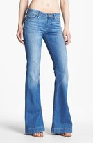 Hudson Jeans 'Ferris' Flare Leg Jeans (Polly) Womens Polly Size 24 24