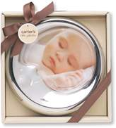 Carter's Moon Shaped Photo Frame , Silver
