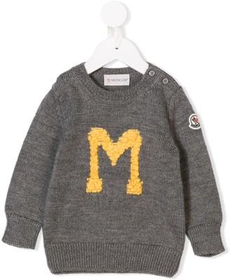 Moncler Enfant M knit sweater