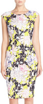 French Connection Tripp Lace Sheath Dress
