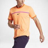Nike NikeCourt AeroReact Rafael Nadal Challenger Men's Tennis Top