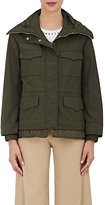 Moncler Women's Eclair Tech-Twill Hooded Jacket