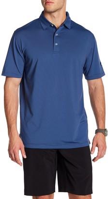 Callaway Golf Fine Line Stripe Polo Shirt