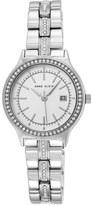 Anne Klein Women's Crystal Bezel Bracelet Watch, 30Mm