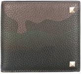 Valentino Garavani Valentino Rockstud wallet - men - Calf Leather - One Size