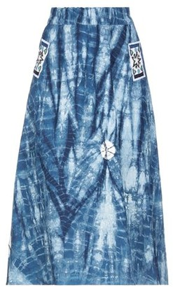 5 PROGRESS 3/4 length skirt