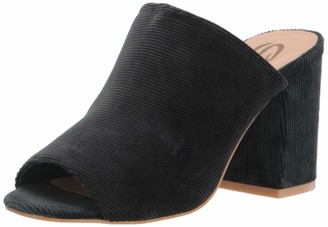 Sbicca womens Mule Heeled Sandal