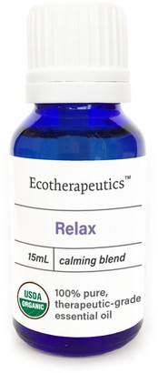 Soft Surroundings Ecotherapeutics Relax Essential Oil Blend