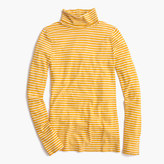 J.Crew Tissue turtleneck T-shirt in stripe