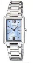 Casio Women's LTP1238D-2A Stainless-Steel Quartz Watch