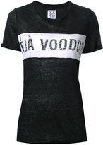 Zoe Karssen 'Deja Voodoo' T-shirt