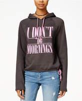 Hybrid Juniors' Mornings Graphic Hoodie