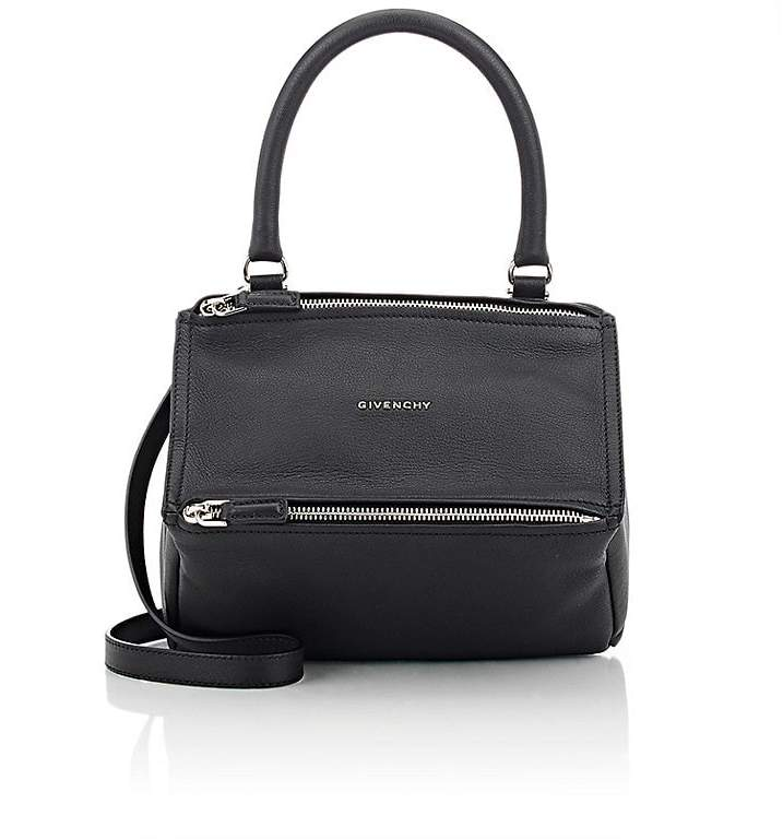 Givenchy Women's Pandora Small Leather Messenger