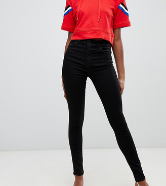 Chorus Tall Core Skinny Jeans-Black
