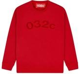 032c Believer Crewneck Sweatshirt