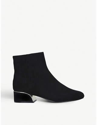 Aldo Trisignata suede ankle boots