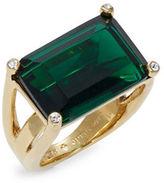 Kate Spade Hidden Gems Emerald Cut Ring