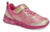 Stride Rite Girl's Disney Belle Of The Ball Sneaker