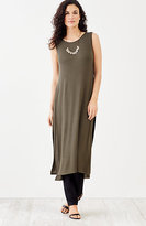 J. Jill Wearever Lightweight Long Tunic