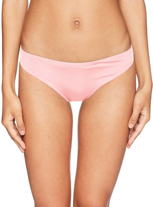 Bikini Lab Junior's Cinched Back Hipster Bikini Swimsuit Bottom