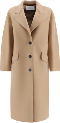 Harris Wharf London Long Coat