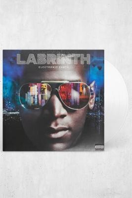 Urban Outfitters Labrinth - Electronic Earth LP - Assorted ALL at