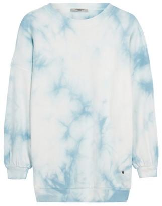 AllSaints Tie-Dye Print Storn Sweatshirt