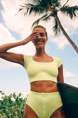 Gigi C Jennifer Crop Bikini Top