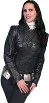 Scully Women's Lamb Jacket L305