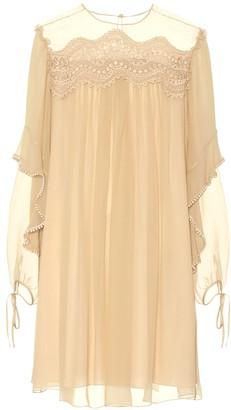 Chloé Exclusive to Mytheresa Silk dress