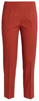 Piazza Sempione Silk Audrey Stretch Trousers
