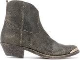 Golden Goose Deluxe Brand distressed cowboy boots - women - Leather - 36