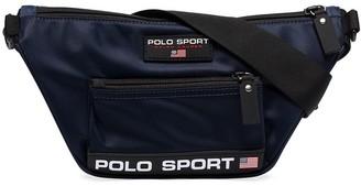 Polo Ralph Lauren logo-patch belt bag