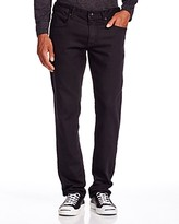 Star Usa John Varvatos John Varvatos Usa Bowery Straight Fit Jeans in Black