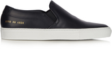 Common Projects Slip-on low-top leather trainers