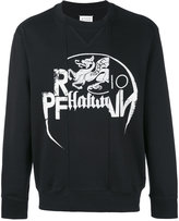 Maison Margiela printed sweatshirt - men - Cotton - 46