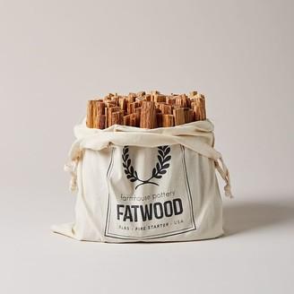 west elm Farmhouse Pottery Fatwood Bag