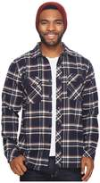 Rip Curl Grizzley Long Sleeve Flannel Men's Clothing