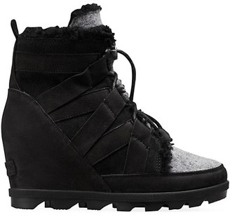 Sorel Joan of Arctic Wedge II Cozy Shearling Boots