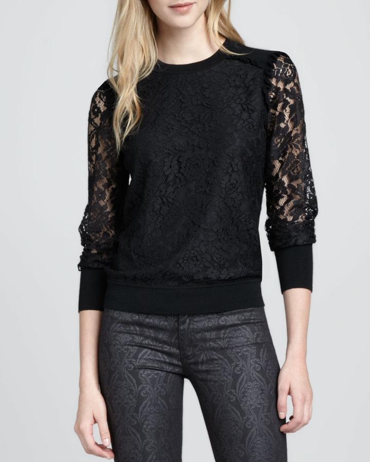 Tory Burch Dina Sweater