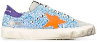 Golden Goose sequin Superstar sneakers