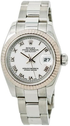 Rolex 2012 pre-owned Oyster Perpetual Datejust 26mm