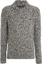 Calvin Klein Sarrigan Shawl-nk Knit