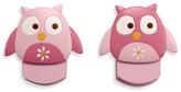 NoJo Owl Wall Decor Clips
