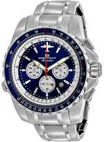 Oceanaut Aviador Pilot OC0113 Men's Stainless Steel Chronograph Watch