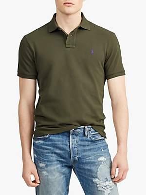 Ralph Lauren Polo Short Sleeve Cotton Polo Shirt