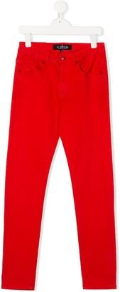 John Richmond Junior TEEN mid rise skinny jeans