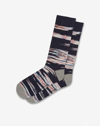 Express Space-Dye Dress Socks