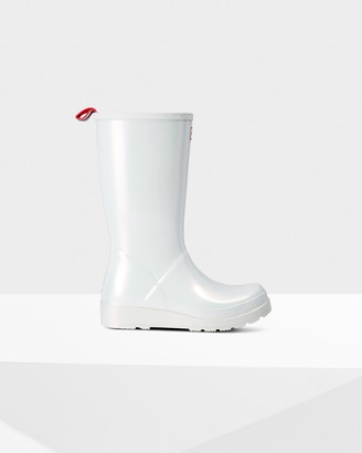 Hunter Women's Original Play Tall Nebula Rain Boots