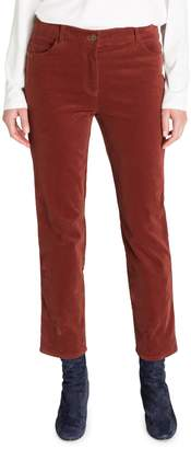 Olsen Rustic Luxury Cropped Pants